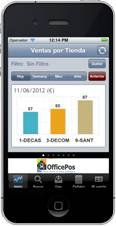 Office POS iphone APP