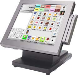 POS screen